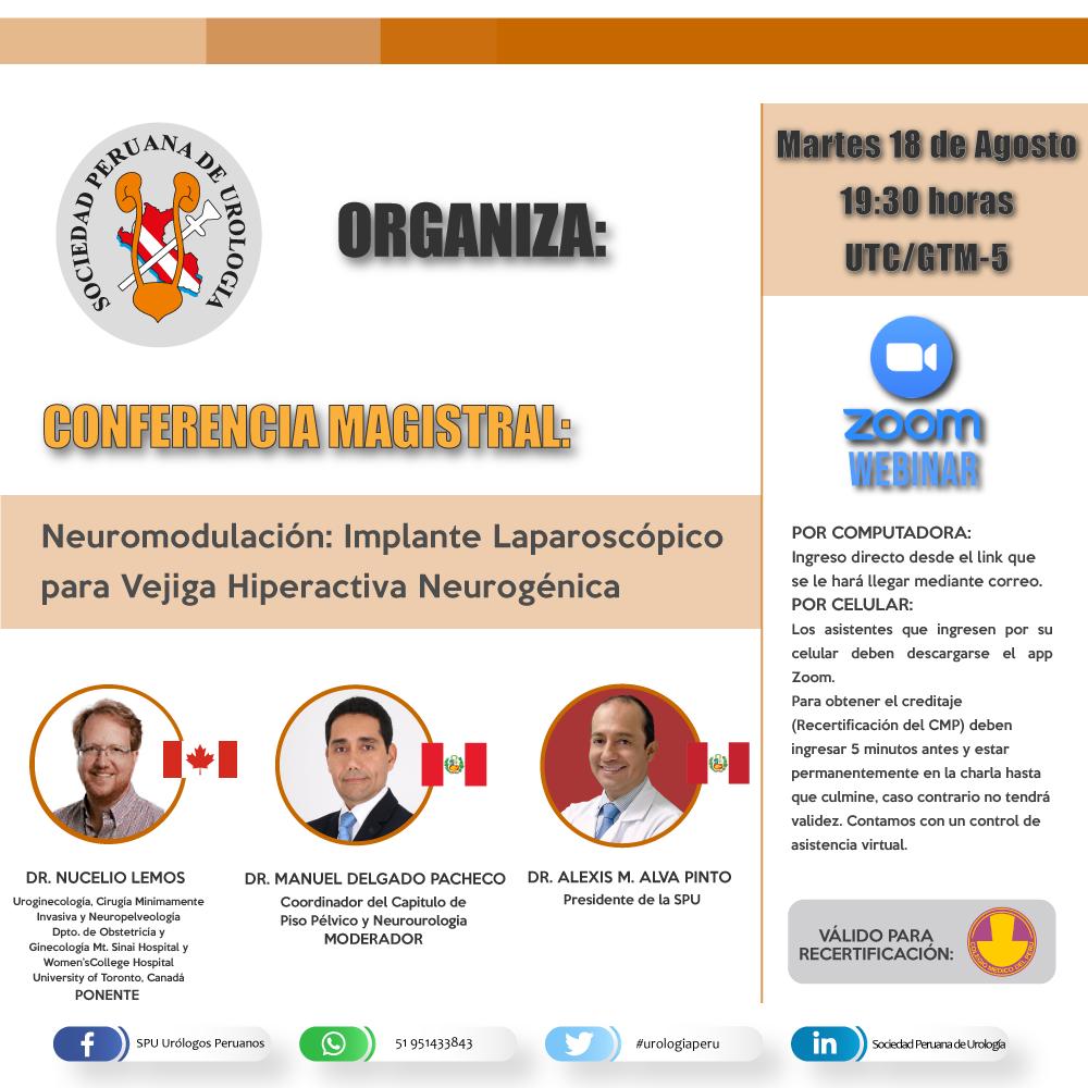 Lee más sobre el artículo Neuromodulación: Implante Laparoscópico para Vejiga Hiperactiva Neurogénica