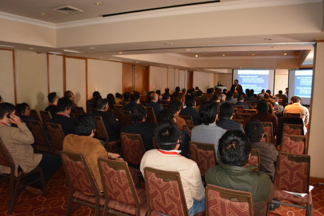 Lee más sobre el artículo Curso de actualización de temas ESPECÍFICOS en la urología peruana, donde se interactúa directamente con los ponentes